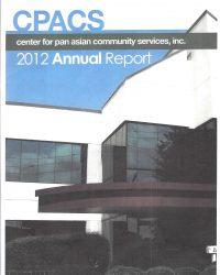 CPACS AR 2012