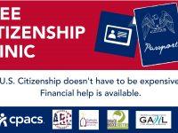 free citizenship clinic 2019